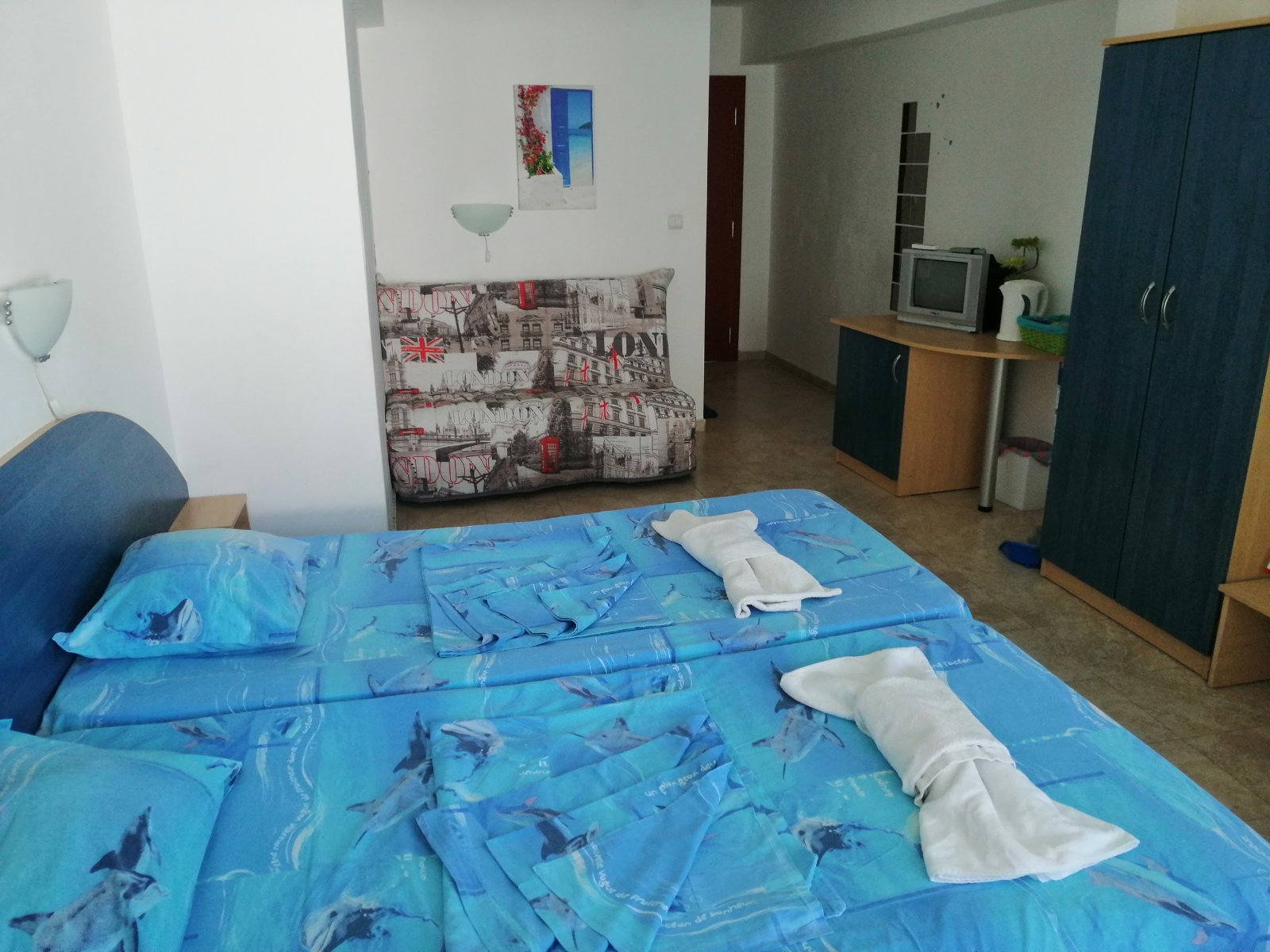 Апартаменти Лозенец